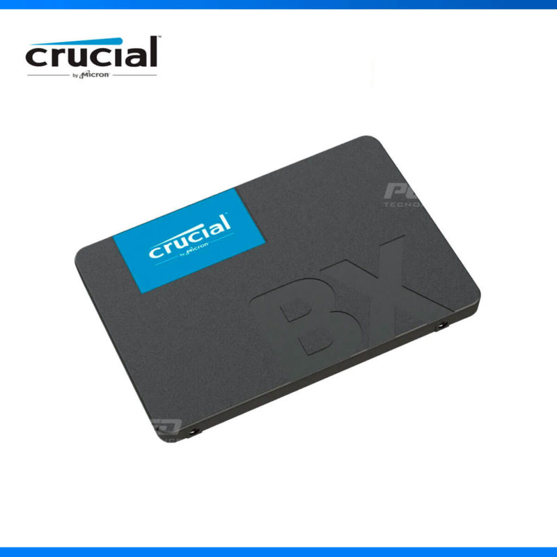 DISCO SOLIDO CRUCIAL 120GB ( BX500 ) PCSPEED