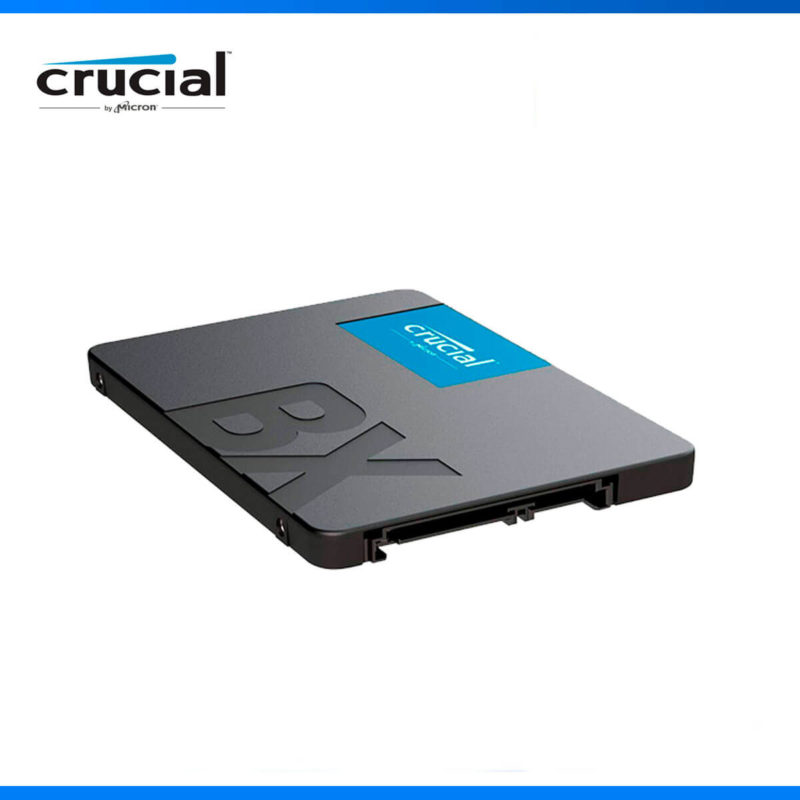 DISCO SOLIDO CRUCIAL 480GB ( BX500 ) pcspeed 1